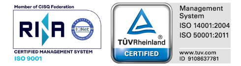 certificazioni lavanderia val di vara genova