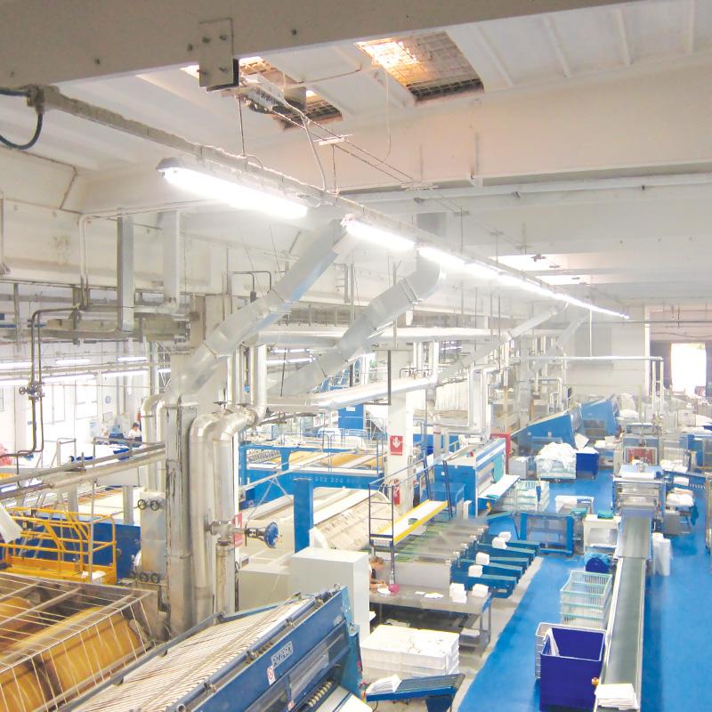 lavanderia industriale val di vara